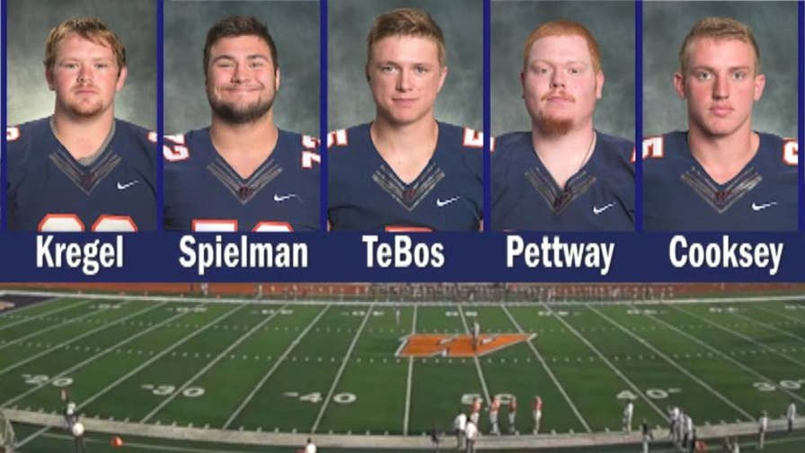 Wheaton College students allegedly kidnapped, beat freshman player