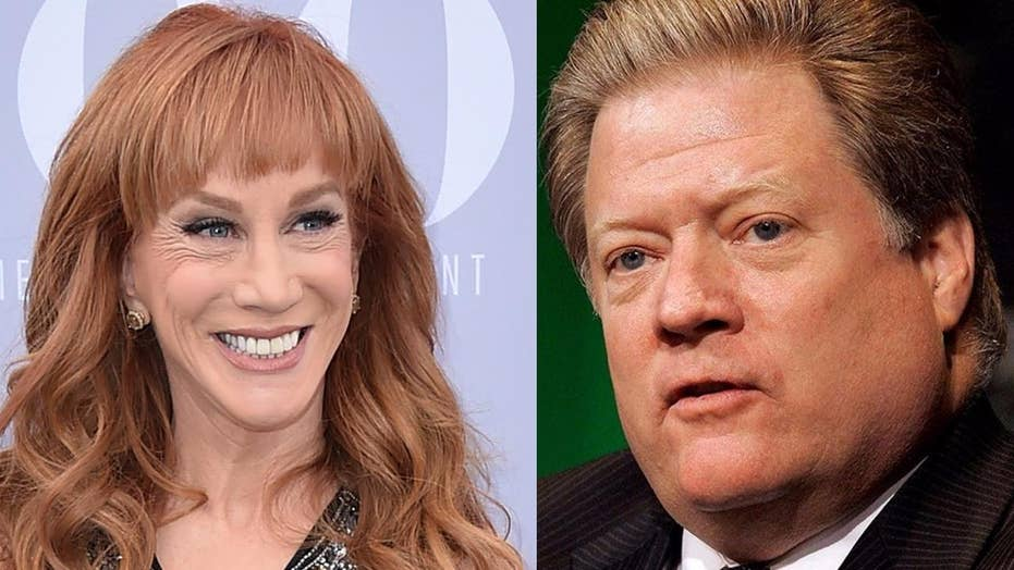Kathy Griffin ripped by neighbor in expletive-filled tirade