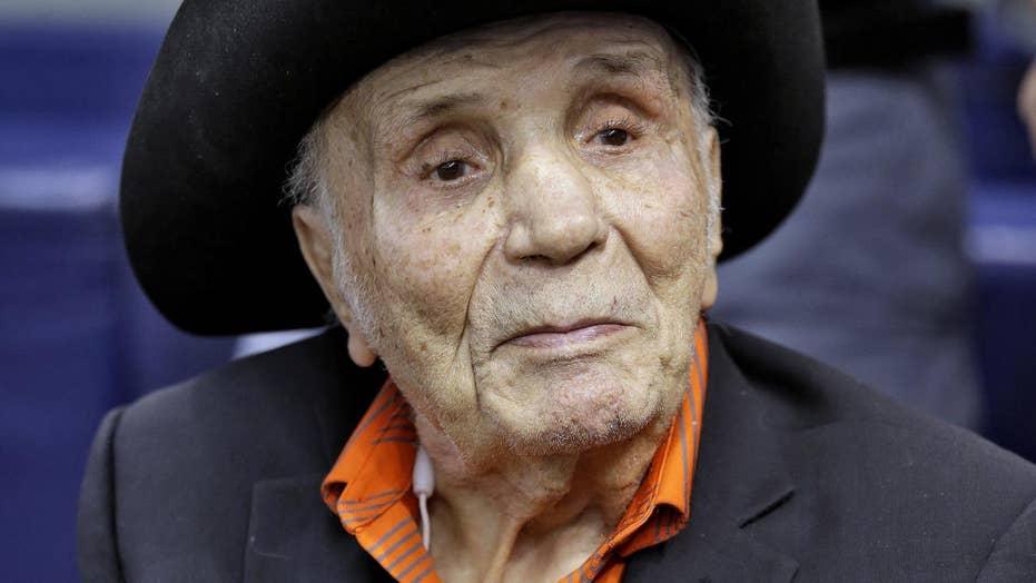 Boxer Jake LaMotta dead at 95