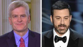 Sen. Bill Cassidy fired back Thursday at late-night talk show host Jimmy Kimmel, as their feud over the health care bill the Louisiana Republican senator has co-authored extended into a third day.