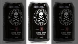 Death Wish Coffee Company's cold brew might lead to death, health officials warned.
