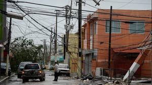 Steve Harrigan has more on the recovery efforts after Hurricane Maria