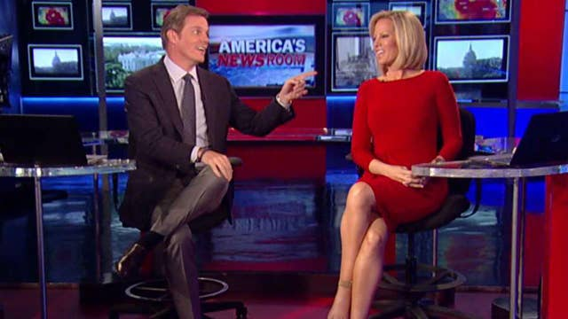Catch Bill Hemmer and Shannon Bream in the 'Kingsman' sequel