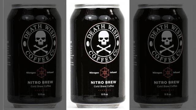 'Death Wish' cold brew coffee recalled over botulism concerns