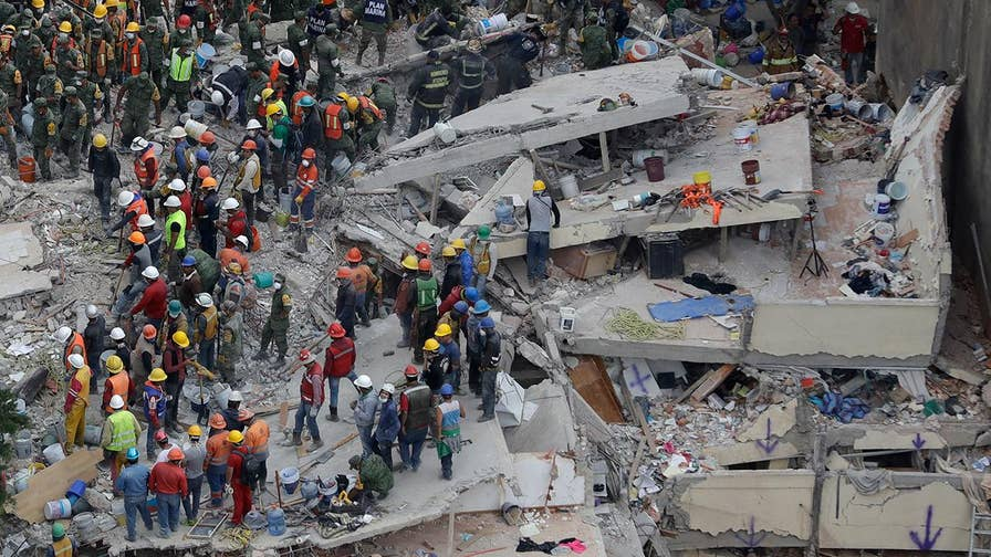 At least 245 people killed in the earthquake