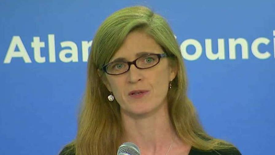Samantha Power reportedly unmasked over 200 people