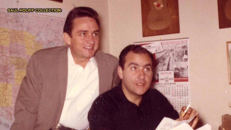 Fox411: New book sheds light on the relationship between Johnny Cash and former manager Saul Holiff including what eventually led to the two parting ways in 1973