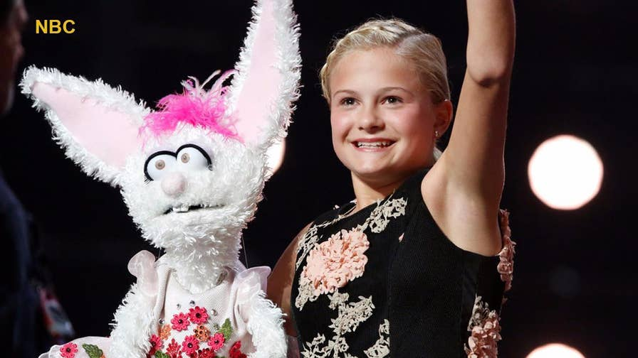 Fox411: 12-year-old Darci Lynne was crowned 'America's Got Talent's' 2017 champion, winning the $1 million prize with her singing ventriloquist act