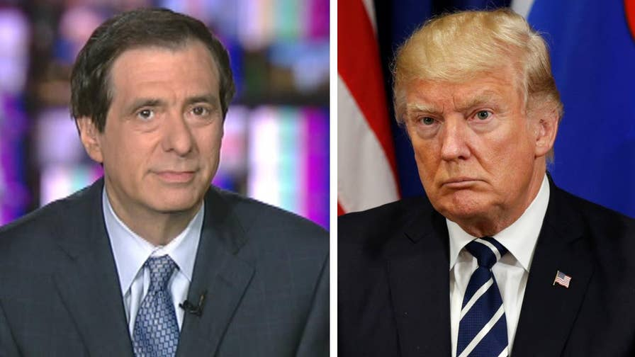 MediaBuzz' host Howard Kurtz weighs in on the split media coverage of President Trump between the Russia investigation, North Korea, and the natural disasters