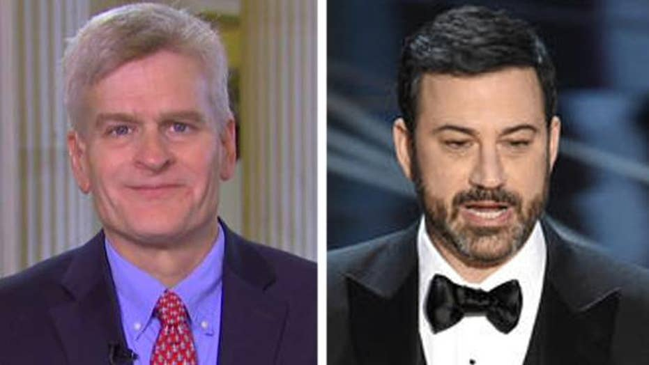 Cassidy refutes Kimmel's latest attack on health care bill