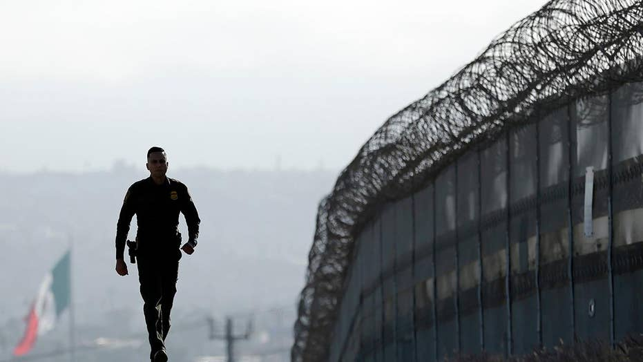 Does California have a case against the border wall?