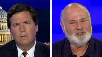 Tucker takes on the famed Hollywood director over his formation of the group, The Committee to Investigate Russia, and whether the U.S. should bomb the nation since he believes we're 'at war' #Tucker