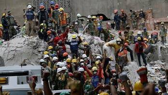 Jonathan Hunt reports from Mexico City on the rescue efforts