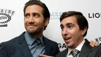 Jake Gyllenhaal stars in 'Stronger' as Boston Marathon bombing survivor Jeff Bauman who lost both his legs in the attack