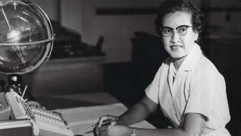 NASA opened a new research facility named after Katherine G. Johnson, a former NASA mathematician who calculated trajectories for America's first spaceflights in the 1960s