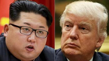 President Trump says North Korea's leader will be tested like never before following Kim Jong Un's highly personal attack on the U.S. president