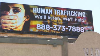 FBI is putting up billboards offering assistance to human trafficking victims around Las Vegas