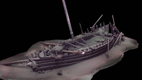 60 ancient shipwrecks found in Black Sea