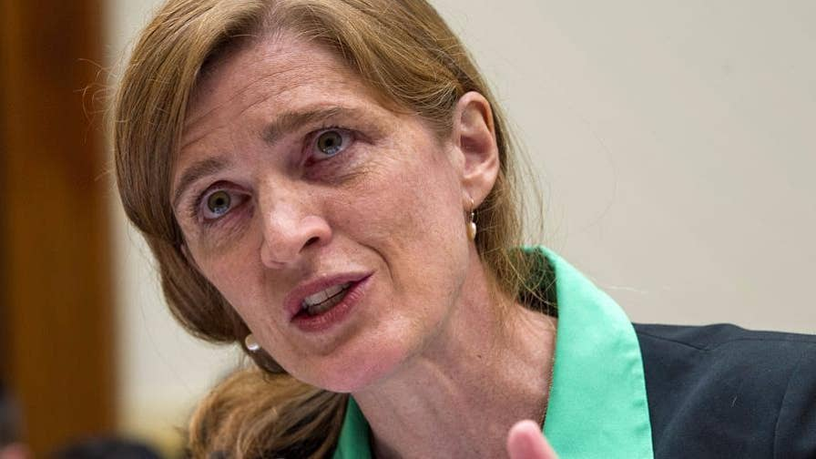 New report says that former U.S. Ambassador to U.N. Samantha Power was 'unmasked' Trump associates and was 'unmasking' one person a day in the final days of the Obama administration