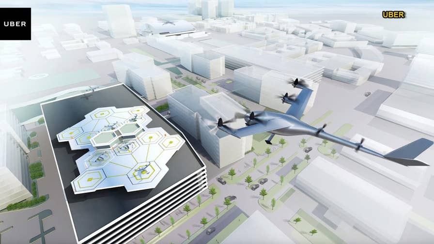 Uber is sharing new details and images about its plan to bring on-demand flying cars to the Dallas market as part of the company's project to transform urban air transportation