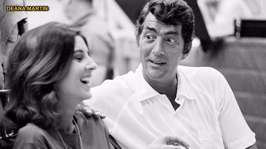 Dean Martin's daughter reflects on life with famous father