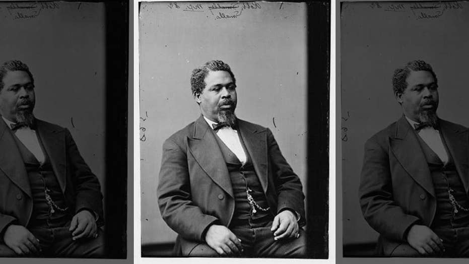 State Senators push to have monument of black civil war hero