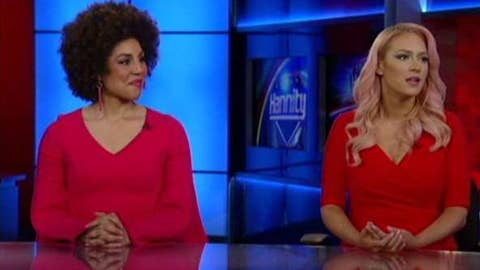 Joy Villa, Kaya Jones receive threats over free speech event
