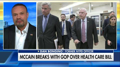 Dan Bongino on debate over health care repeal