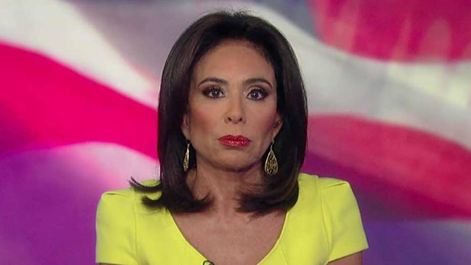Judge Jeanine: How are you a force for good, Roger Goodell?