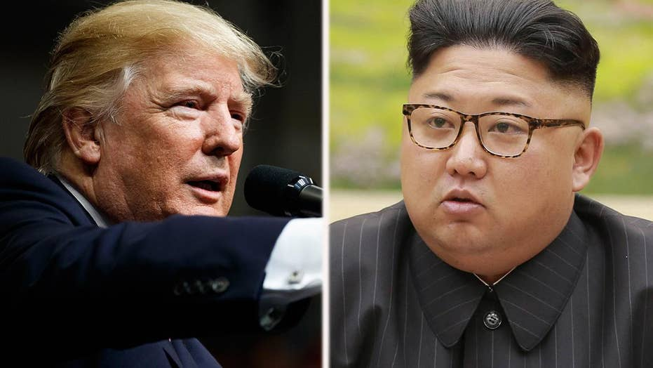 Insults escalate between Trump and North Korea