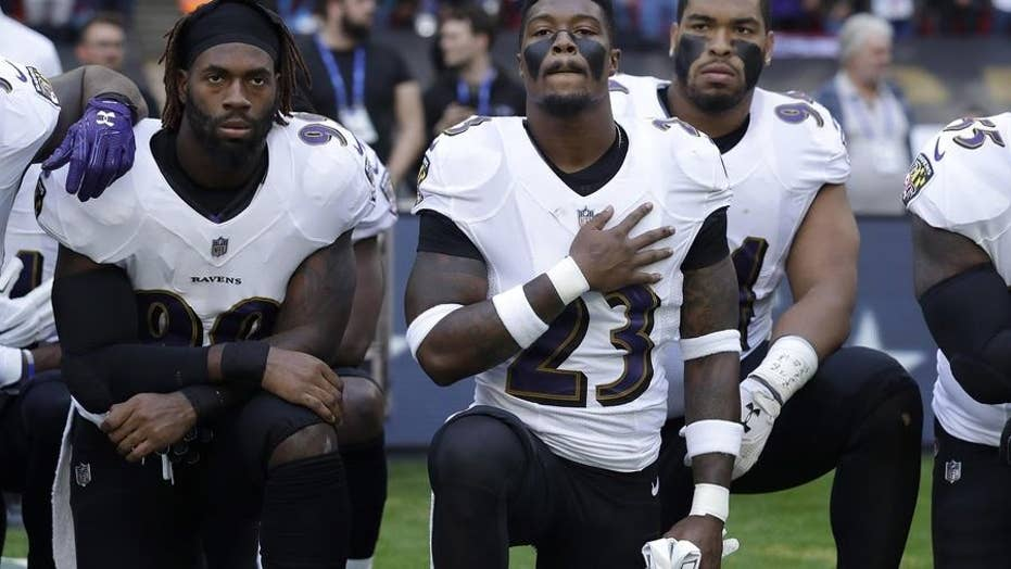 Are football fans going to boycott the NFL over protests?