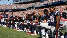 "The ongoing political protests surrounding players decisions to take a knee or not to take a knee during the national anthem caused a dip in the NFL's ""Sunday Night Football"" ratings."