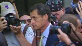 Former Rep. Anthony Weiner was sentenced to 21 months in prison.