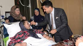 "An Egyptian woman who once held the title of ""world's heaviest woman"" died in a hospital in the United Arab Emirates, her doctors said."