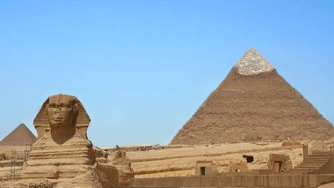 Ancient Egyptian pyramid mystery solved?