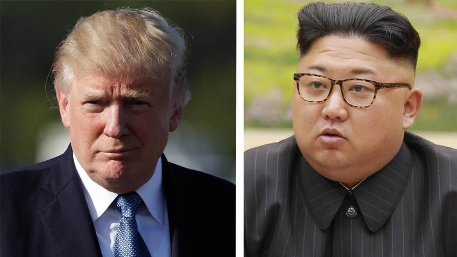 c11ecefe6b5 White House rebuffs North Korea claim   We have not declared war ...