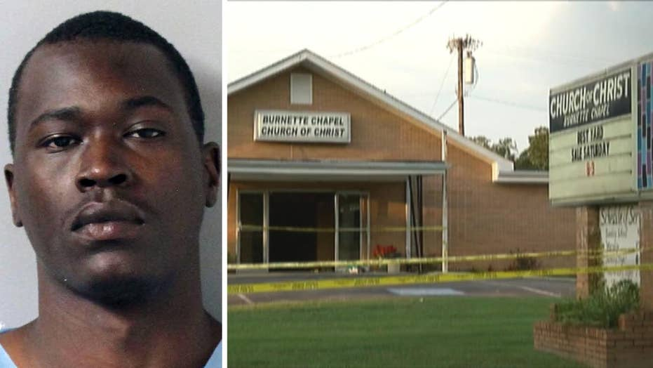 Tennessee church usher hailed a hero for stopping shooter