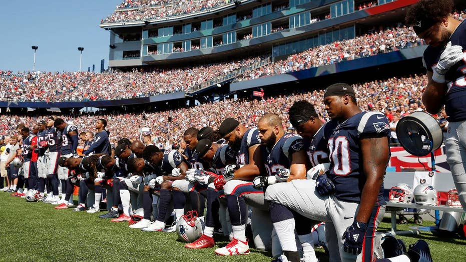 Starnes: Anthem protesters are spitting on America