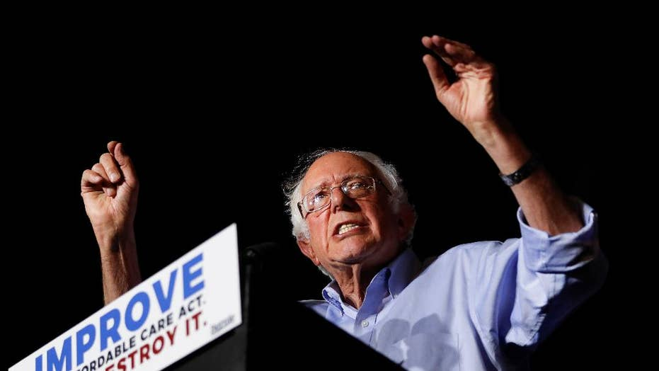 Sanders' single-payer health care: Price tag in perspective