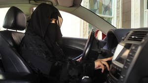 Women will be allowed to drive vehicles starting in June 2018