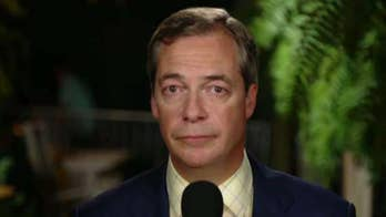 Brexit leader Nigel Farage on Trump's revised travel restrictions and its inclusion of North Korea and Venezuela #Tucker