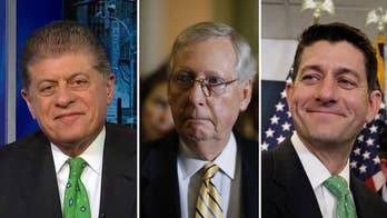 Freedom Watch: Judge Andrew Napolitano and Fox News Digital Politics Editor Chris Stirewalt weigh in on the Congressional GOP's failure to repeal and replace ObamaCare and whether they are able to successfully accomplish any of President Trump's agenda, including tax reform