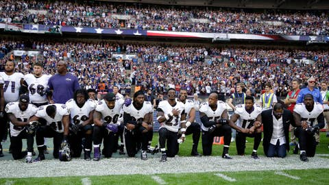 Former Navy SEAL: What is end result of anthem protests?