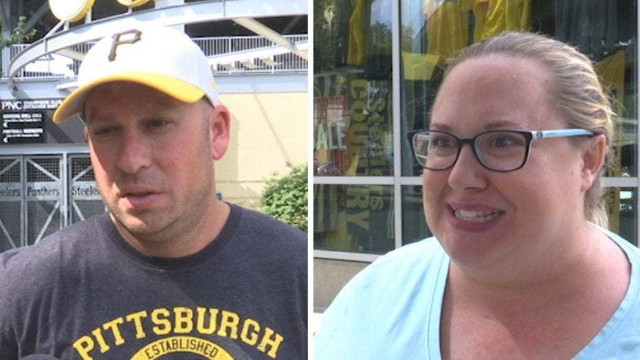 Steelers fans react to national anthem controversy