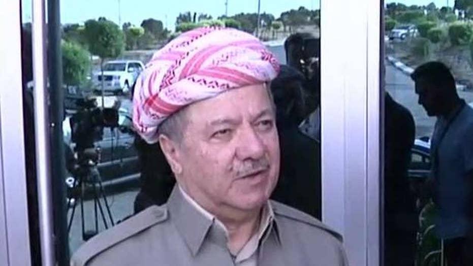 Divided Iraq: Kurds vote in independence referendum