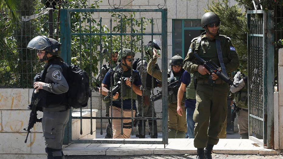 3 Israelis shot dead in West Bank settlement