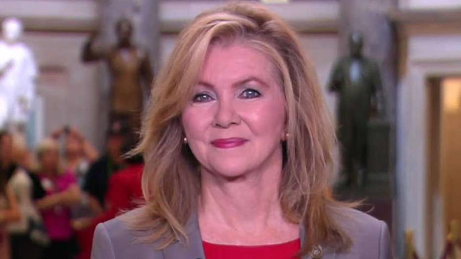 Blackburn admits House is a little frustrated with Senate