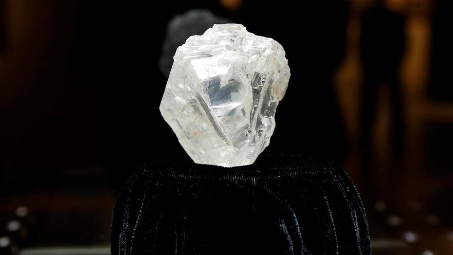 World's second-largest diamond sells for $53 million