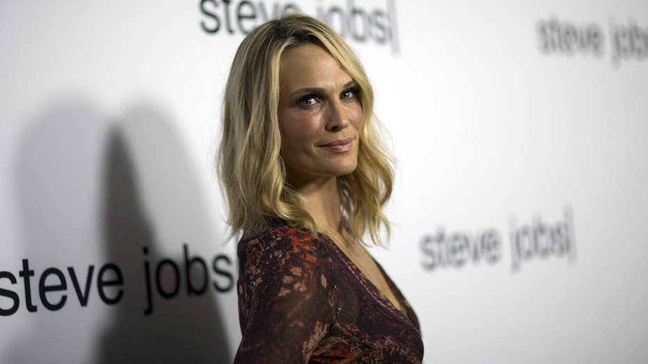 Molly Sims explains why she put Hollywood on hold