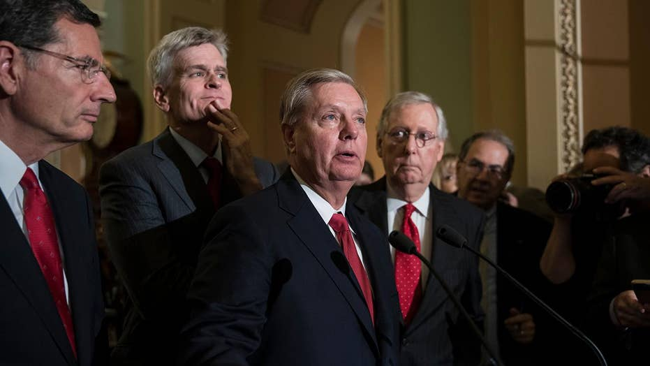 Graham-Cassidy stalls in Senate, focus shifts to tax reform